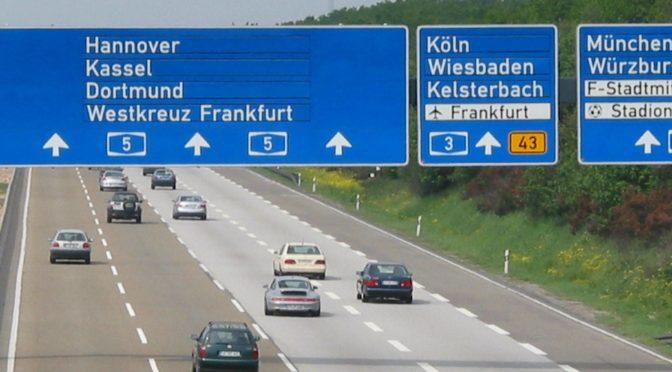 Realidades y mitos de la Autobahn