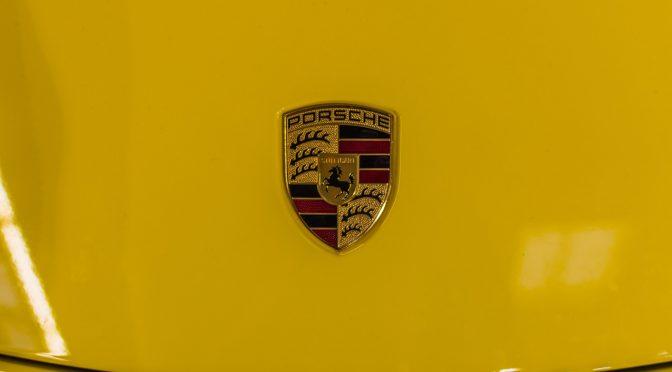 Porsche lanza 911 sólo para México