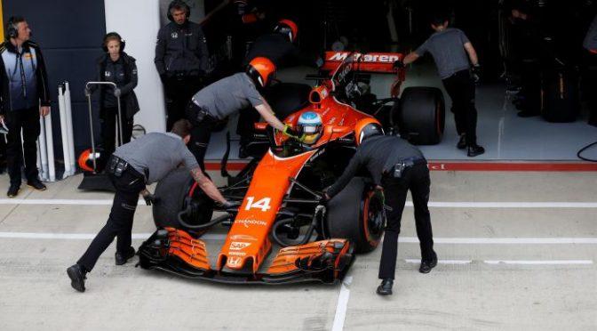 McLaren rompe con Honda y se va con Renault